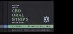 Elevar Hemp CBD Fresh Mint CBD Oral Strips Starter Kit Menu Item